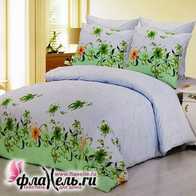 Комплект постельного белья поплин Valtery П7