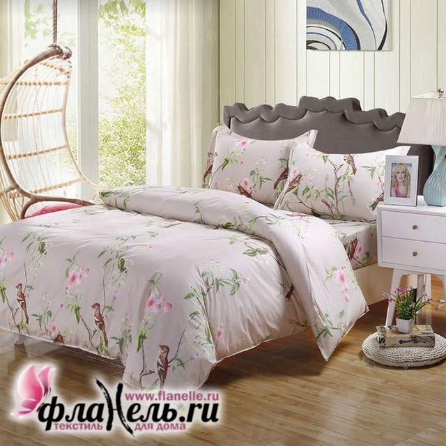Комплект постельного белья Valtery AP-02 поплин