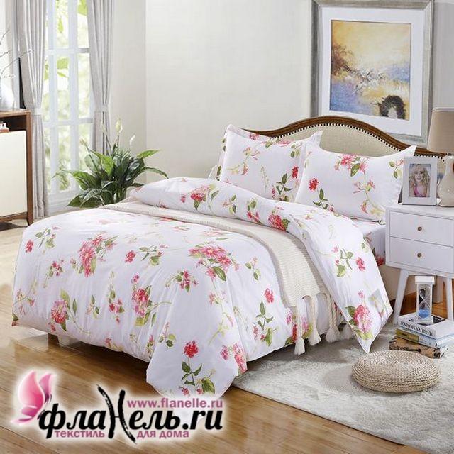 Комплект постельного белья Valtery AP-03 поплин