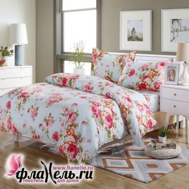 Комплект постельного белья Valtery AP-04 поплин