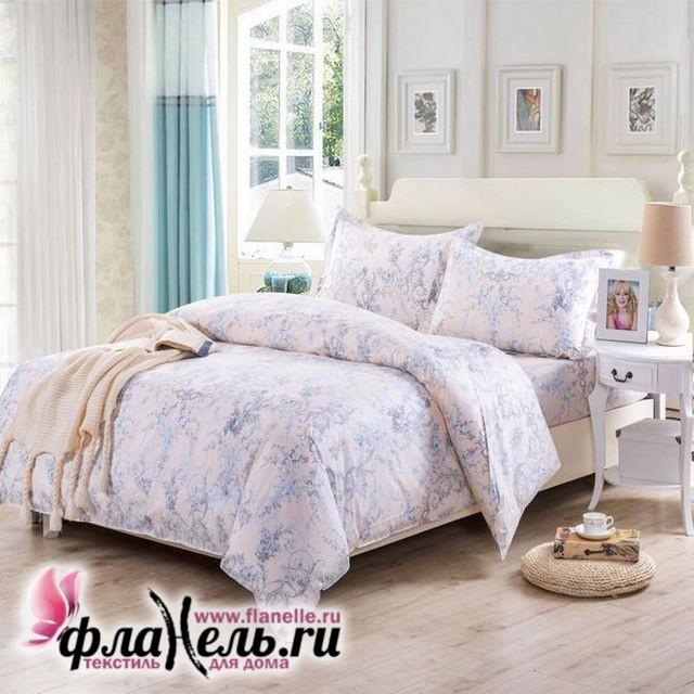 Комплект постельного белья Valtery AP-05 поплин