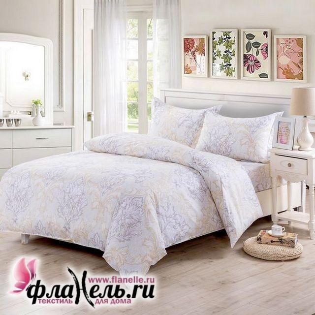 Комплект постельного белья Valtery AP-07 поплин