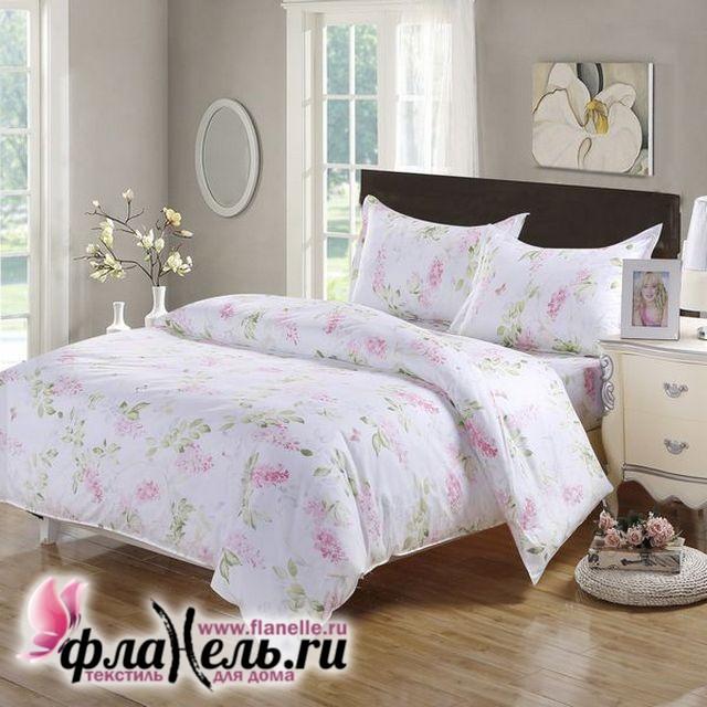 Комплект постельного белья Valtery AP-10 поплин