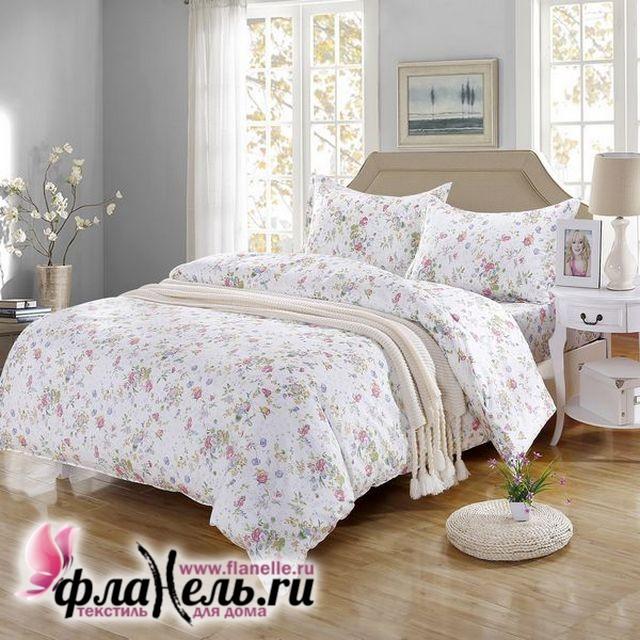 Комплект постельного белья Valtery AP-11 поплин