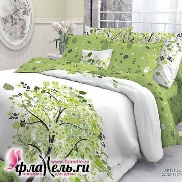 Комплект постельного белья из перкаля Verossa Arthur