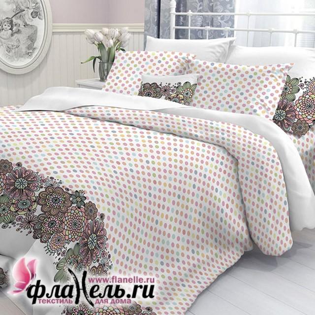 Комплект постельного белья из перкаля Verossa Nura