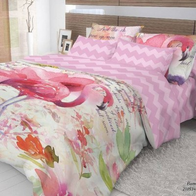 Волшебная ночь ранфорс Flamingo
