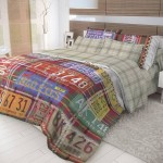 Комплект постельного белья Волшебная ночь ранфорс Nevada