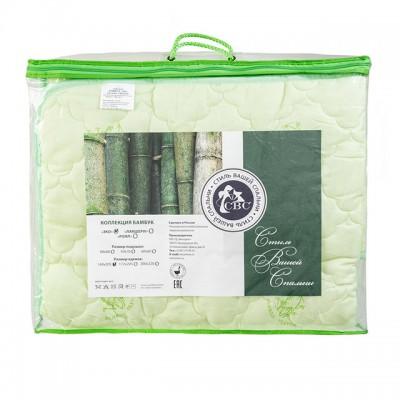 Одеяло Бамбук Эко 140х205 см СВС