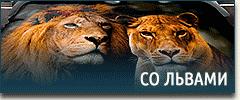 Постельное белье со львами